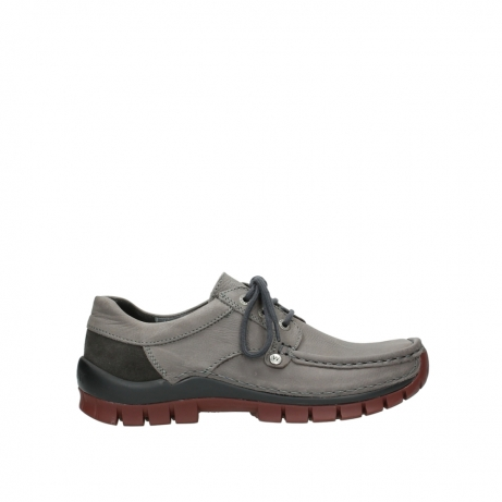 wolky lace up shoes 04734 seamy fly winter 11205 darkgrey nubuck
