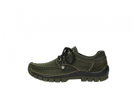wolky lace up shoes 04734 seamy fly winter 11732 forestgreen oiled nubuck_1