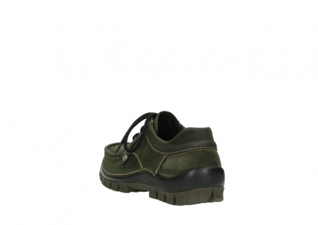 wolky lace up shoes 04734 seamy fly winter 11732 forestgreen oiled nubuck_5