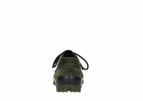 wolky lace up shoes 04734 seamy fly winter 11732 forestgreen oiled nubuck_7