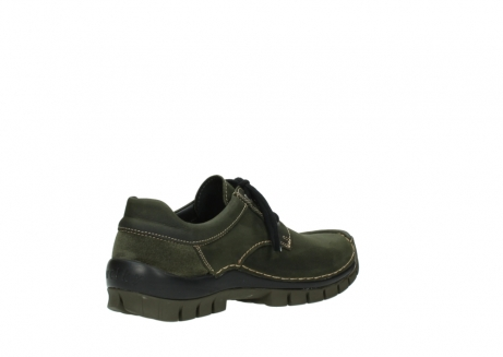 wolky lace up shoes 04734 seamy fly winter 11732 forestgreen oiled nubuck_10