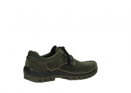 wolky lace up shoes 04734 seamy fly winter 11732 forestgreen oiled nubuck_11