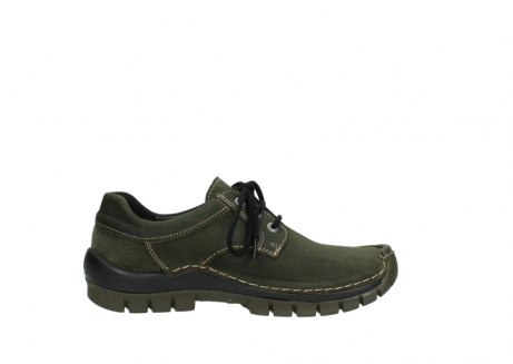wolky lace up shoes 04734 seamy fly winter 11732 forestgreen oiled nubuck_13