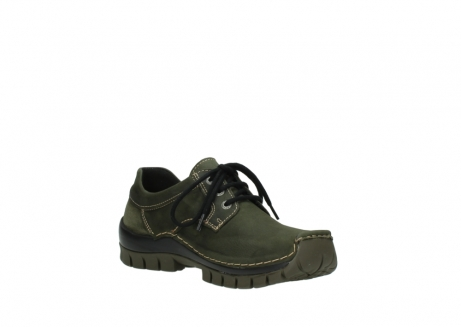 wolky lace up shoes 04734 seamy fly winter 11732 forestgreen oiled nubuck_16