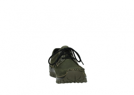 wolky lace up shoes 04734 seamy fly winter 11732 forestgreen oiled nubuck_18