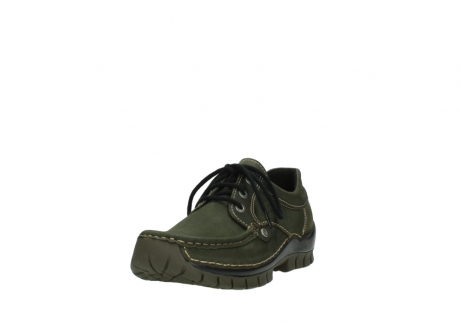 wolky lace up shoes 04734 seamy fly winter 11732 forestgreen oiled nubuck_21