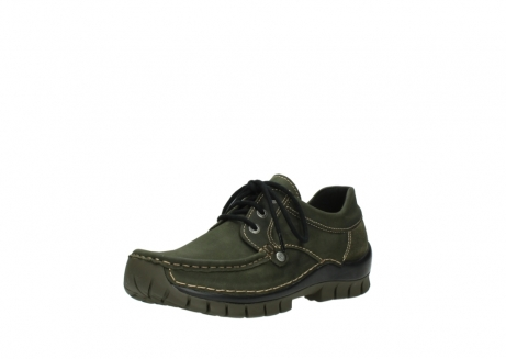 wolky lace up shoes 04734 seamy fly winter 11732 forestgreen oiled nubuck_22