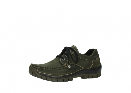 wolky lace up shoes 04734 seamy fly winter 11732 forestgreen oiled nubuck_23