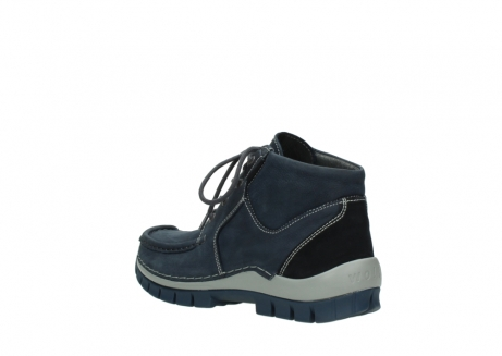 wolky schnurschuhe 04735 seamy cross up 11802 blau nubuk_4