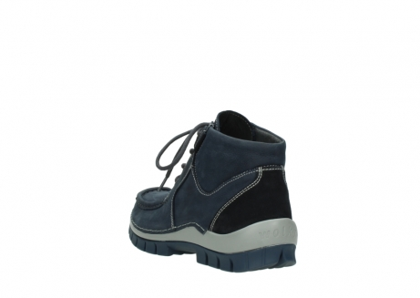 wolky schnurschuhe 04735 seamy cross up 11802 blau nubuk_5
