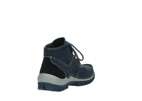 wolky schnurschuhe 04735 seamy cross up 11802 blau nubuk_9