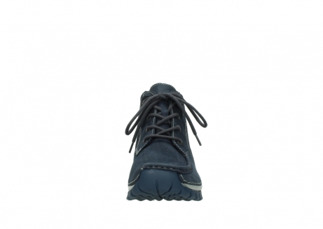 wolky schnurschuhe 04735 seamy cross up 11802 blau nubuk_19