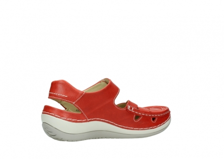 wolky sandalen 04801 venture 30570 red leather_11