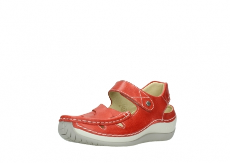 wolky sandalen 04801 venture 30570 red leather_22