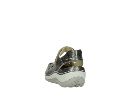 wolky sandalen 04801 venture 93200 grey leather_6