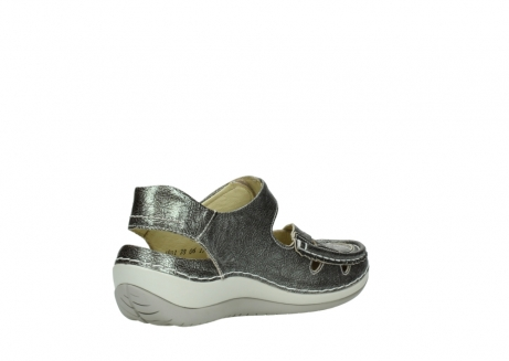 wolky sandalen 04801 venture 93200 grey leather_10