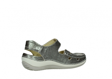 wolky sandalen 04801 venture 93200 grey leather_11