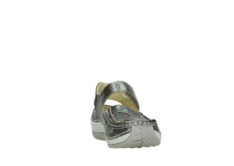 wolky sandalen 04801 venture 93200 grey leather_18