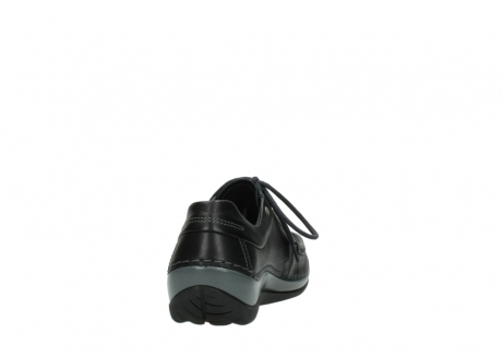 wolky chaussures a lacets 04825 coral winter 30001 cuir noir_8