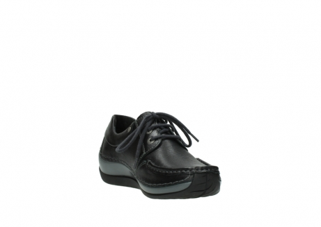 wolky lace up shoes 04825 coral winter 30001 black leather_17