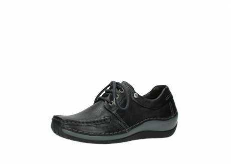 wolky chaussures a lacets 04825 coral winter 30001 cuir noir_23