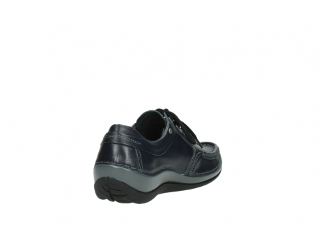 wolky chaussures a lacets 04825 coral winter 30801 cuir bleu_9