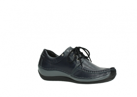 wolky chaussures a lacets 04825 coral winter 30801 cuir bleu_15