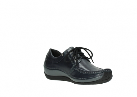 wolky chaussures a lacets 04825 coral winter 30801 cuir bleu_16