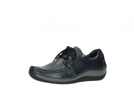 wolky chaussures a lacets 04825 coral winter 30801 cuir bleu_23