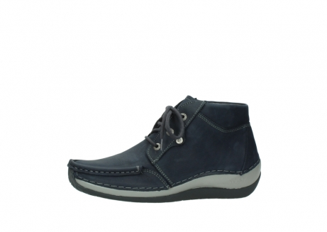 wolky lace up boots 04826 sensation 11802 blue oiled nubuck_24
