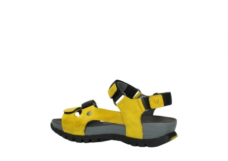 wolky sandalen 05450 cradle 30900 yellow leather_3