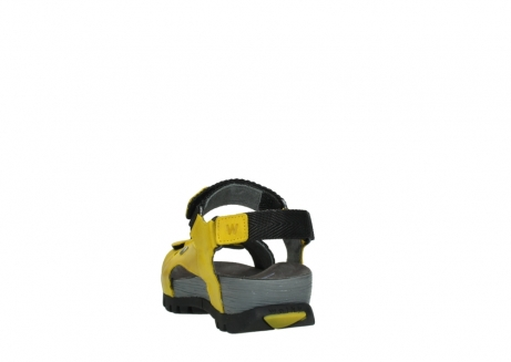 wolky sandalen 05450 cradle 30900 yellow leather_6