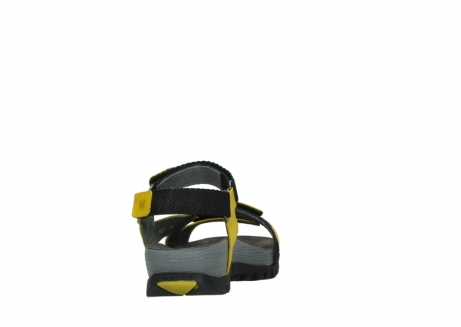 wolky sandalen 05450 cradle 30900 yellow leather_8