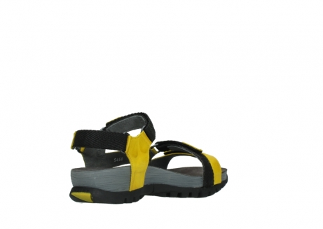 wolky sandalen 05450 cradle 30900 yellow leather_10