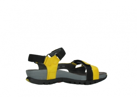 wolky sandalen 05450 cradle 30900 yellow leather_12