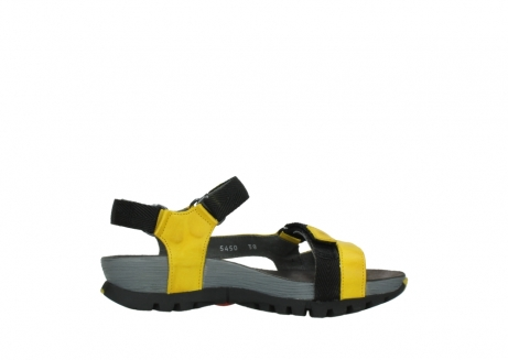 wolky sandalen 05450 cradle 30900 yellow leather_13