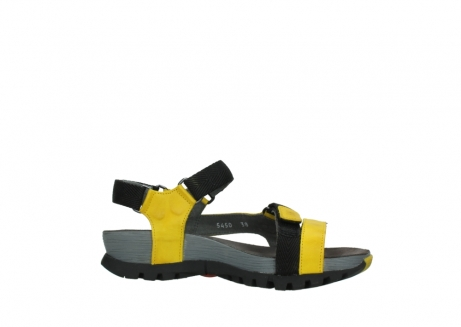 wolky sandalen 05450 cradle 30900 yellow leather_14