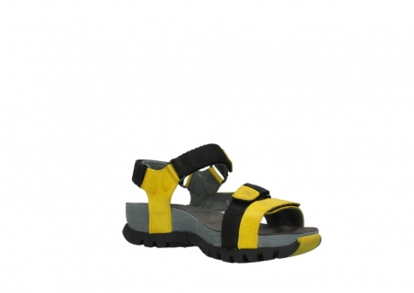 wolky sandalen 05450 cradle 30900 yellow leather_16