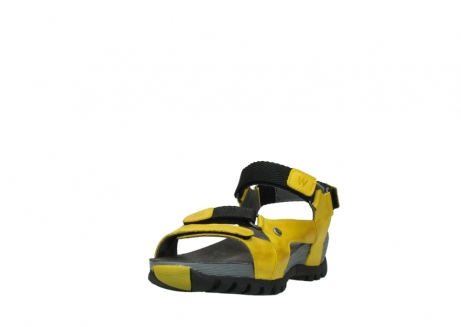 wolky sandalen 05450 cradle 30900 yellow leather_21
