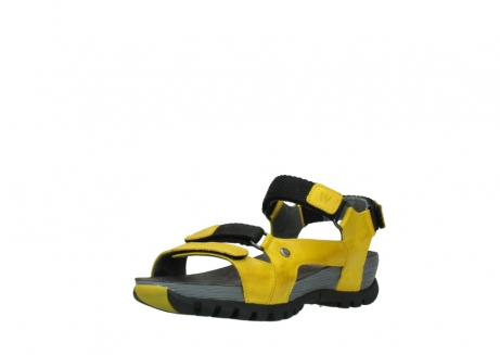 wolky sandalen 05450 cradle 30900 yellow leather_22