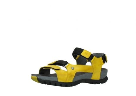 wolky sandalen 05450 cradle 30900 yellow leather_23