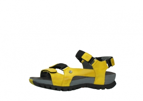 wolky sandalen 05450 cradle 30900 yellow leather_24