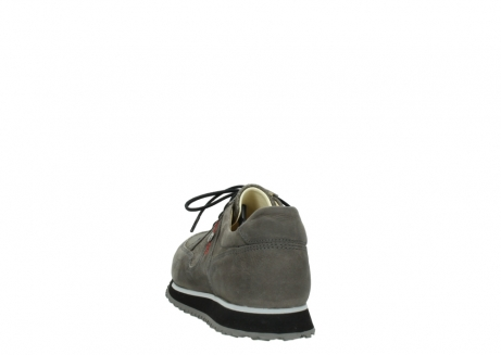wolky chaussures a lacets 05800 e walk 20201 cuir stretch anthracite_6