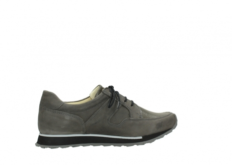 wolky chaussures a lacets 05800 e walk 20201 cuir stretch anthracite_12