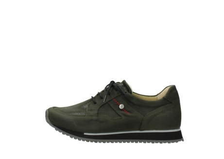 wolky chaussures a lacets 05800 e walk 20730 suede stretch forest_1