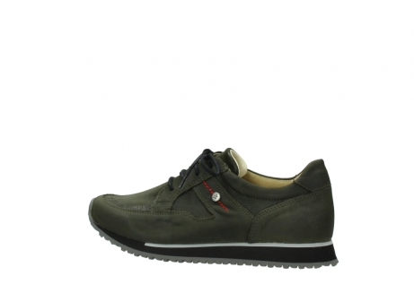 wolky chaussures a lacets 05800 e walk 20730 suede stretch forest_2