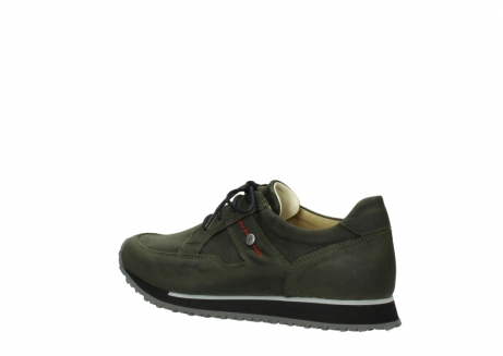 wolky chaussures a lacets 05800 e walk 20730 suede stretch forest_3