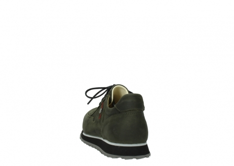 wolky chaussures a lacets 05800 e walk 20730 suede stretch forest_6