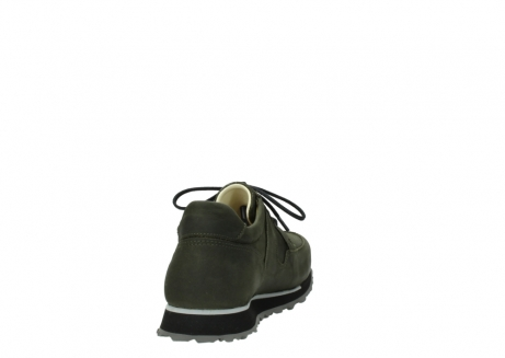 wolky chaussures a lacets 05800 e walk 20730 suede stretch forest_8