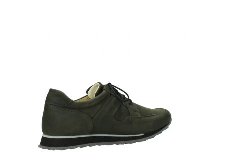 wolky chaussures a lacets 05800 e walk 20730 suede stretch forest_11